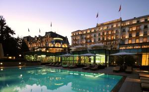 Beau-Rivage Palace - Hotel - Lausanne