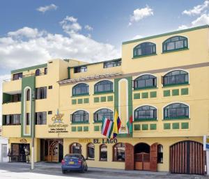 Hotel El Lago, Hotely  Paipa - big - 1