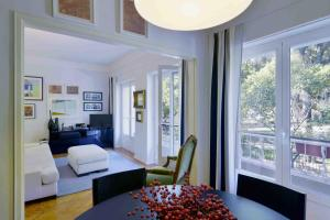Feels Like Home Estrela Garden View Flat, Apartmány  Lisabon - big - 9