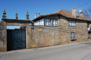 Casa da Quinta De S. Martinho, Penziony  Vila Real - big - 80