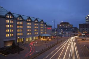 Halifax Marriott Harbourfront Hotel, Дармут