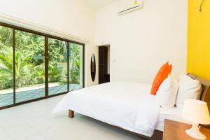 Baan Rim Klong, Prázdninové domy  Ao Nang - big - 19