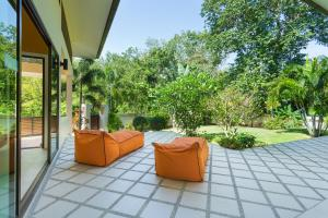 Baan Rim Klong, Prázdninové domy  Ao Nang - big - 23