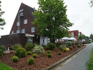 Hotel Restaurant Wattenschipper, Hotely  Nordholz - big - 62