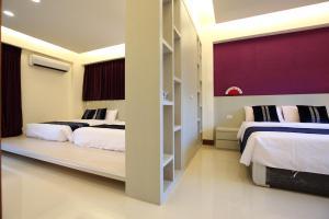 White Palace B&B, Bed and Breakfasts  Jian - big - 44