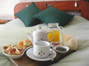 Hosteria Verena´s Haus, Penziony – hostince  Villa La Angostura - big - 5