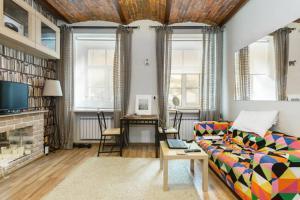 Apartments on Pestelya