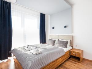 Marina Plaza Apartamenty Jastarnia, Appartamenti  Jastarnia - big - 9