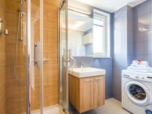 Marina Plaza Apartamenty Jastarnia, Appartamenti  Jastarnia - big - 8
