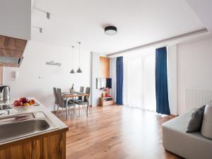 Marina Plaza Apartamenty Jastarnia, Appartamenti  Jastarnia - big - 10