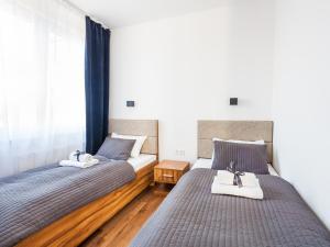 Marina Plaza Apartamenty Jastarnia, Apartmány  Jastarnia - big - 6