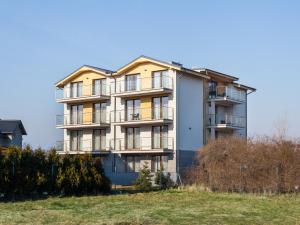 Marina Plaza Apartamenty Jastarnia, Apartmány  Jastarnia - big - 11