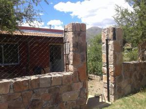 Apart Cabaña La Unica, Лоджи  Capilla del Monte - big - 3