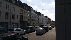 (Bonn-Südstadt Apartment Whitesmoke)