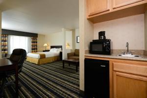 Holiday Inn Express Elk Grove Central-Sacramento, Hotels  Elk Grove - big - 7