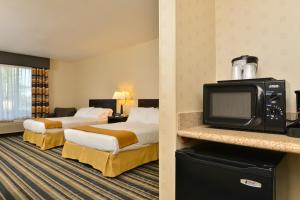Holiday Inn Express Elk Grove Central-Sacramento, Hotels  Elk Grove - big - 9