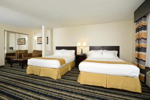 Holiday Inn Express Elk Grove Central-Sacramento, Hotels  Elk Grove - big - 2