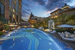 台北文華東方酒店 (Mandarin Oriental Taipei)