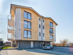 Marina Plaza Apartamenty Jastarnia, Appartamenti  Jastarnia - big - 5