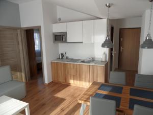 Marina Plaza Apartamenty Jastarnia, Apartmány  Jastarnia - big - 4
