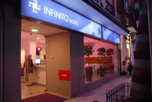 Infinito Hotel, Hotel  Buenos Aires - big - 47