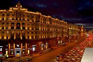 Отель Мегаполис, Москва