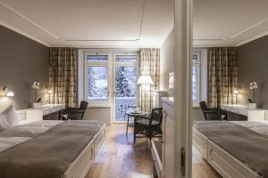 Romantik Hotel Schweizerhof, Hotely  Flims - big - 21