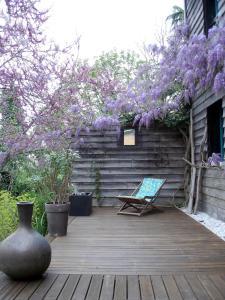 Gîte Au Jardin, Nyaralók  Meilhan-sur-Garonne - big - 36