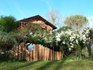 Gîte Au Jardin, Nyaralók  Meilhan-sur-Garonne - big - 35