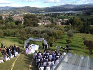 Miravalle Suites, Penziony – hostince  Paipa - big - 58