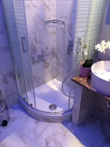 Vergos Hotel, Апарт-отели  Вурвуру - big - 94