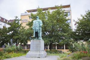 Am Bismarck, Отели  Мангейм - big - 12