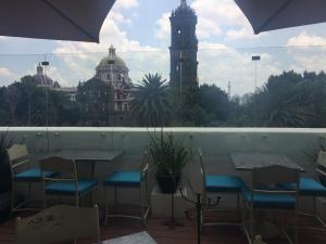Hotel Royalty Puebla