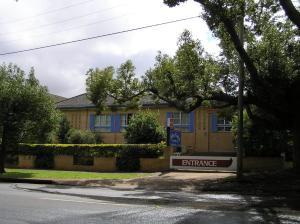 Blue Violet Motor Inn - Toowoomba, Queensland, Australia