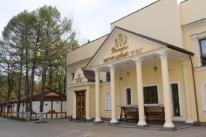 Отель Загородный Очаг - фото 2