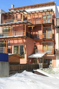 Appartement Hohe Mut - Apartment - Obergurgl-Hochgurgl