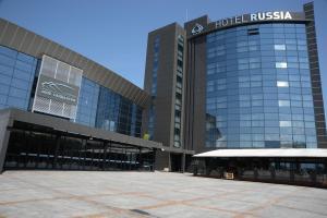 Скопье - Hotel Russia & Spa