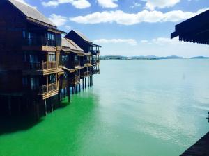 Langkawi Lagoon Resort Honeymoon Suite by De Lagoon, Üdülőtelepek  Kampung Padang Masirat - big - 13