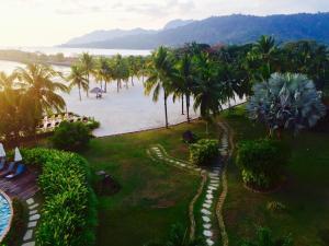 Langkawi Lagoon Resort Honeymoon Suite by De Lagoon, Üdülőközpontok  Kampung Padang Masirat - big - 6