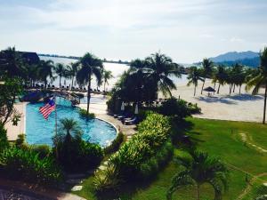Langkawi Lagoon Resort Honeymoon Suite by De Lagoon, Üdülőközpontok  Kampung Padang Masirat - big - 53