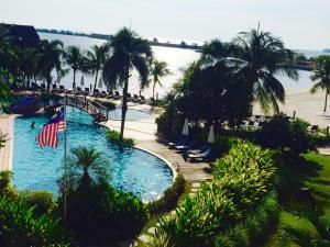 Langkawi Lagoon Resort Honeymoon Suite by De Lagoon, Üdülőközpontok  Kampung Padang Masirat - big - 66