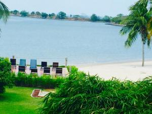 Langkawi Lagoon Resort Honeymoon Suite by De Lagoon, Üdülőközpontok  Kampung Padang Masirat - big - 95