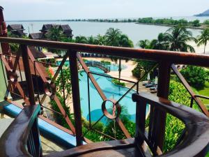 Langkawi Lagoon Resort Honeymoon Suite by De Lagoon, Üdülőközpontok  Kampung Padang Masirat - big - 4
