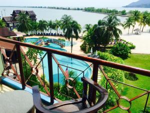 Langkawi Lagoon Resort Honeymoon Suite by De Lagoon, Üdülőtelepek  Kampung Padang Masirat - big - 22