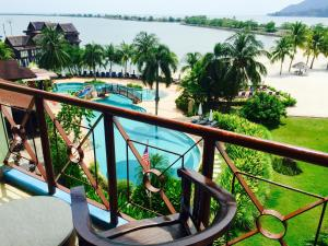 Langkawi Lagoon Resort Honeymoon Suite by De Lagoon, Üdülőközpontok  Kampung Padang Masirat - big - 22
