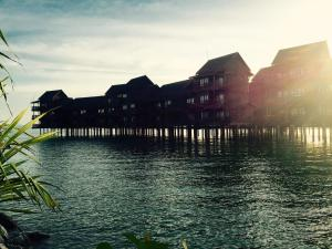 Langkawi Lagoon Resort Honeymoon Suite by De Lagoon, Üdülőközpontok  Kampung Padang Masirat - big - 90
