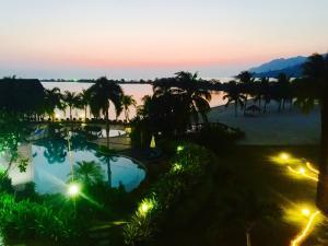 Langkawi Lagoon Resort Honeymoon Suite by De Lagoon, Üdülőtelepek  Kampung Padang Masirat - big - 29