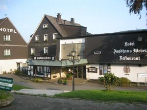 Jagdhaus Weber