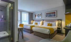 Maldron Hotel Pearse Street, Szállodák  Dublin - big - 12