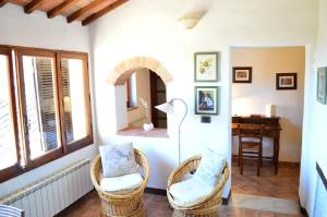 The Little Arch of Memory, Apartmány  Montepulciano - big - 59